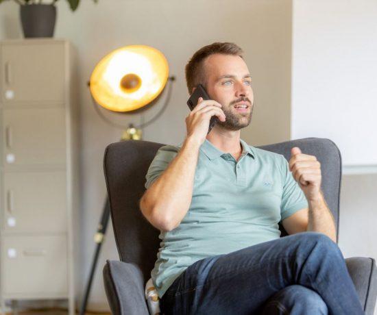 Mein Angebot für Dich: Telefongespräch